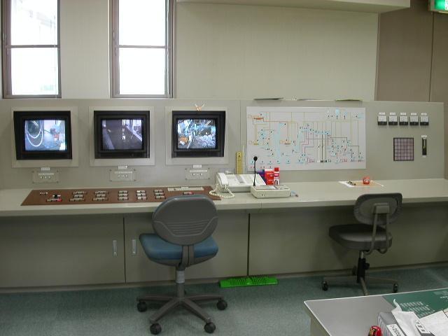中央監視設備例