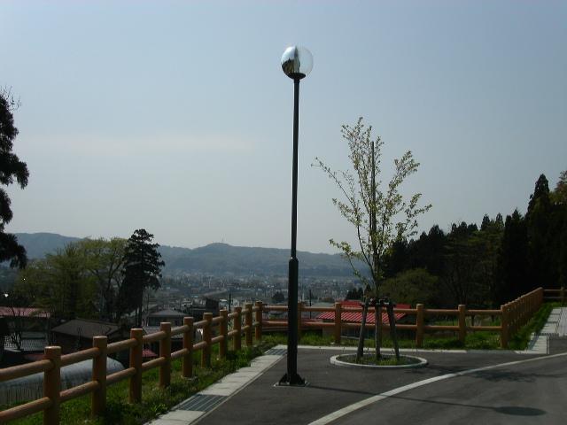 街路灯設置例2