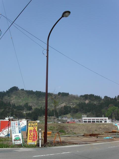 街路灯設置例4